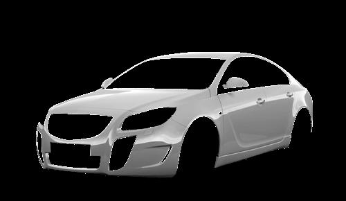 Цвета кузова Insignia OPC Notchback
