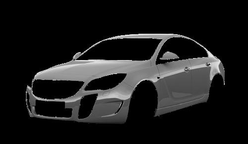 Цвета кузова Insignia OPC Hatchback