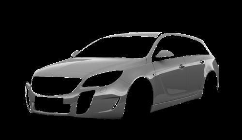 Цвета кузова Insignia OPC Sports Tourer